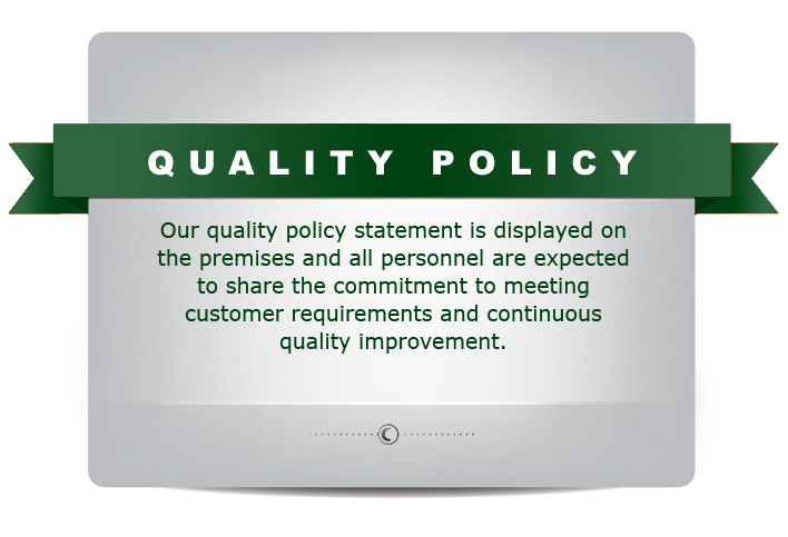 Hamdard Bangladesh Quality Policy