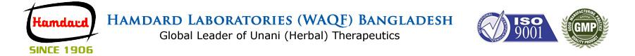 Hamdard Laboratories (WAQF) Bangladesh